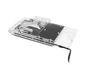 Bykski Zotac GTX 1070/1080 AMP Edition Full Coverage GPU Water Block - Clear (N-ST1080AMPED-X)