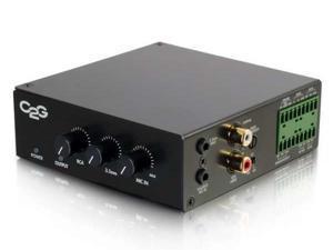 C2G 40881 25/70V 50W Audio Amplifier - Plenum Rated