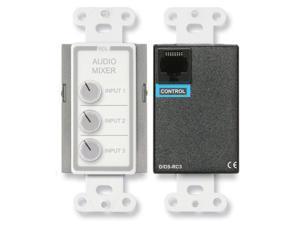 Radio Design Labs (RDL) - D-RC3 - RDL D-RC3 Remote Audio Mixing Control