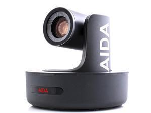 Aida PTZ-NDI-X20 Broadcast/Conference FHD NDI/IP/SDI/HDMI/USB3 PTZ Camera 20X Zoom