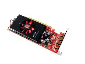 Dell AMD FirePro W4100 2GB DDR5 PCIe Mini DP Graphics Video Card xxh7r 0xxh7r CN-0xxh7r 025D14 CN-025D14