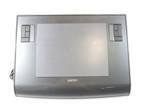 Wacom Intuos 3 PTZ-630 6x8 USB Graphics Drawing Tablet PTZ630+I No Pen and Mouse Included