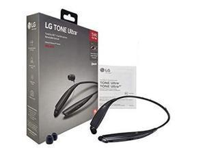 New LG Tone Ultra Black Wireless Bluetooth Headset HBS-835 JBL