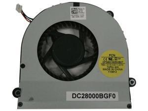 Genuine Dell Alienware M17X R3 m17x R4 CPU Cooling Fan DC28000BGF0 THPDJ 0THPDJ CN-0THPDJ