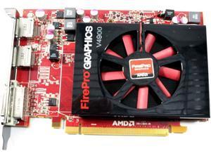 Genuine DELL FirePro V4900 1GB 128-bit GDDR5 PCI-E Video Graphics Card 1T90P 01T90P CN-01T90P