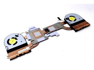 New Dell Alienware 17 R2 R3 CPU Cooling Fan with Heatsink Assembly F7H42 0F7H42 CN-0F7H42