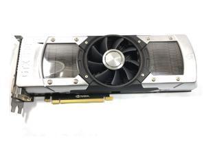 Nvidia Geforce GTX 690 4GB GDDR5 Dual Height 2x DVI PCI Express 3.0 x16 Video Graphic Card VCGGTX6904XPB-CG