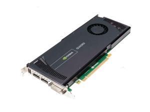 Dell Nvidia Quadro 4000 2GB GDDR5 PCIe x16 Video Graphics Card DVI/DP 38XNM 038XNM CN-038XNM