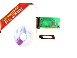 OEM Genuine Moschip MCS9805CV PCI DB25 IEEE-1284 Parallel Printer Adapter Card N0XJ4