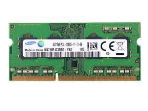 SAMSUNG M471B5173Db0-Yk0  4Gb Ddr3 Pc12800 Sodimm Cl11 512Mx8 204P Sodimm Laptop Memory Module-M471B5173Db0-Yk0