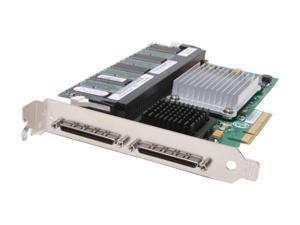 Intel RAID Controller SRCU42E x8 SCSI Controller Card - Ultra320 SCSI - PCIe x8 Series