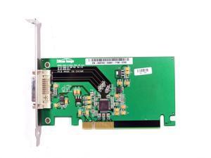 New Dell Silicon Image X8760 DVI PCI-Express x16 Video Graphics Card CN-0X8760