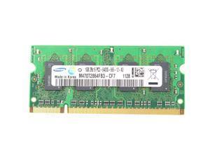Genuine Samsung 1GB PC2-6400 DDR2-800 800 MHz Memory RAM M470T2864FB3-CF7 W270K 0W270K CN-0W270K