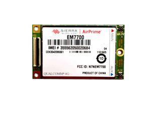 Lenovo ThinkPad Sierra EM7700 AirPrime PCI Express 4G LTE WiFi Wireless Card 8KWDV 08KWDV CN-08KWDV 0B42402 04W378