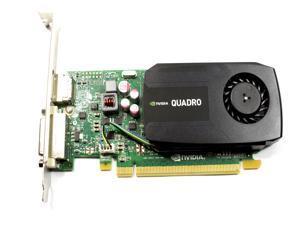 HP NVIDIA Quadro K600 1GB DDR3 Video Graphics Card High Long Profile 713379-001