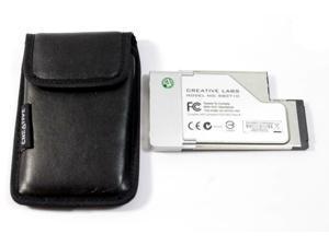 GENUINE Creative Sound Blaster X-fi Xtreme Audio Notebook Laptop External Card Sb0710