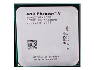 AMD Phenom II X4 960T 3.0GHz Quad-Core Processor 95W Socket AM3 desktop CPU
