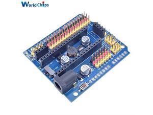 BBOXIM 1PCS Original Nano V3.0 Development Board Module with 328P Microcontroller and CH340 Chip