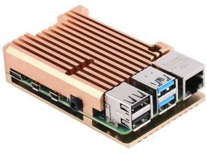 Pi Zero W Compatible with Raspberry Pi 3 Model B Pi A-Plus /& Pi Model B-Plus Pi 2 Model B DURAGADGET Silver Braided 3M Micro USB Data Cable Pi Zero