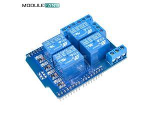 HUAZHU HM-10 Bluetooth 4.0 BLE iBeacon UART Module with 4PIN Base Board for Arduino UNO R3 Mega 2560 Nano