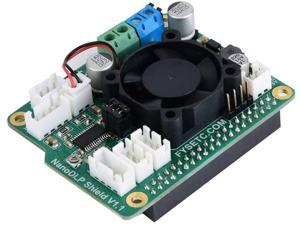 Dmyond Raspberry Pi Wemos D1 18650 Battery Shield V3 ESP32 for Arduino with Free USB Cable 18650 Battery Shield + Cable