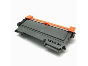 Brother TN450 Toner Cartridge, TN-450 High Yield, Black, Compatible, New