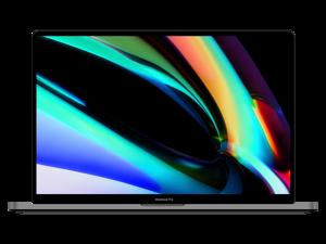 "Apple MacBook Pro 16"" True Tone Laptop (Touch Bar, 9th Gen 6-Core Intel Core i7 2.60GHz, 16GB RAM, 512GB Flash, AMD Radeon Pro 5300M 4GB) Space Gray - A2141"