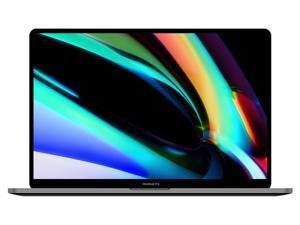 "Apple MacBook Pro 16"" True Tone Laptop (Touch Bar, 9th Gen 8-Core Intel i9 2.30GHz, 16GB RAM, 1TB Flash, AMD Radeon Pro 5500M 8GB) Space Gray - A2141"
