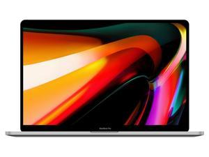 "Apple MacBook Pro 16"" True Tone Laptop (Touch Bar, 9th Gen 8-Core Intel i9 2.30GHz, 16GB RAM, 1TB Flash, AMD Radeon Pro 5500M 4GB) Silver - A2141"