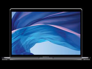 "Apple 2019 13.3"" MacBook Air True Tone (1.60GHz Dual-Core Intel Core i5, 8GB RAM, 128GB Flash - Space Gray"