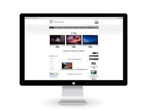 """Apple 27"""" Thunderbolt Display - Grade B - MC914LL/A"""