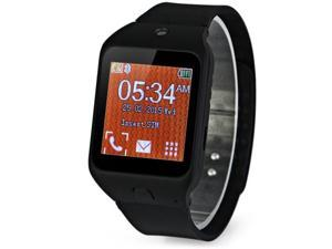 KenXinDa W3 Smart Watch Phone - Quad Band GSM, 1.44 Inch Touch Screen, Bluetooth 3.0, Wireless Earphone, Camera, Micro SD Slot