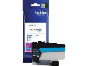 Brother LC3033C Super High Yield Ink Cartridge - Cyan