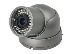 XIB-2032FV-B HD-SDI 2MP 1080p EYEBALL Infrared Dome Camera, ICR, Vari-focal Lens, 35 IR, Gray