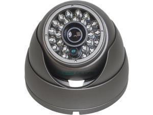 XIB-2022-B HD-SDI 1080p EYEBALL Infrared Dome Camera, 1080p 2 MP, 4.3mm, 25 IR LED, ICR, Gray