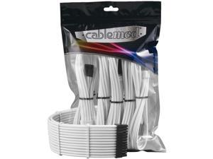 CableMod CM-PCAB-BKIT-NKW-3PW-R Cable Extension Kit White