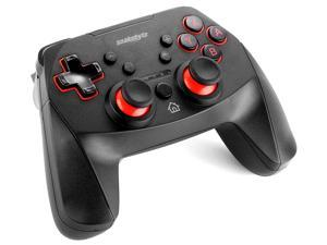 Snakebyte NSW Game:Pad S Pro - Wireless Controller / Gamepad Including Turbo Function and 1.8m Charge Cable for Nintendo Switch