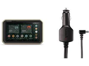 Garmin Overlander, Rugged Multipurpose Navigator for Off-Grid Guidance & GTM 60 HD Digital Traffic Receiver