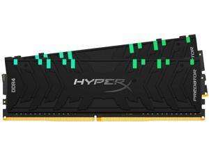 HyperX Predator RGB 64GB 3600MHz DDR4 CL18 DIMM XMP (Kit of 2) HX436C18PB3AK2/64