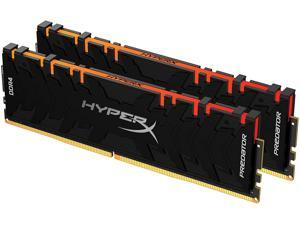 HyperX Predator RGB 64GB 3200MHz DDR4 CL16 DIMM XMP (Kit of 2) HX432C16PB3AK2/64