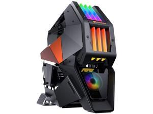 Cougar Conquer 2 All New Ultimate Gaming Full Tower Case with Exclusive Detachable Sub-Chassis Design