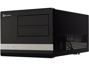 Silverstone Tek Micro-ATX Desktop Computer Case with Two USB3.0 Front Ports Case SG02B-F-3.0-USA