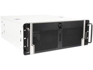 InWin R400N 4U Rackmount Server Chassis Convertible to Tower with Support for ATX/CEB Motherboards