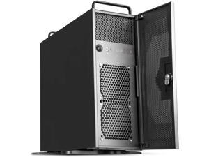 Silverstone RM42-502 4U rackmount Server Chassis with Liquid Cooling Compatibility RM42-502-x