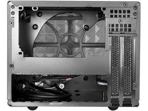 SilverStone Technology SG13, Type-C Port, Ultra Compact Mini-ITX Computer Case with Mesh Front Panel, Black, SST-SG13B-C