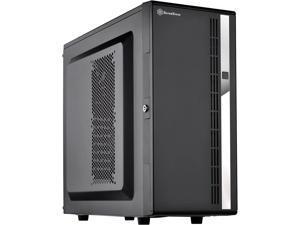 Silverstone CS380 8-Bay Compact ATX Tower case, CS380B-X V2.0