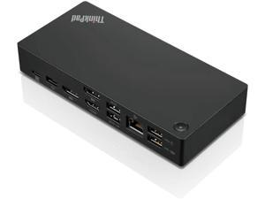 Lenovo ThinkPad USB-C Dock Gen 2 (40AS0090US)