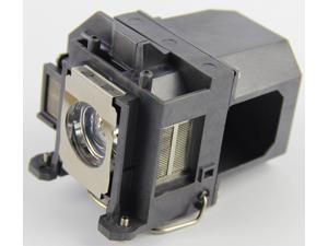 LT380+ VT670 LT375 VT670G LT375+ Wintec Compatible VT75LP Replacement lamp for NEC LT280 VT676 VT470+ LT280G VT470G VT675 VT470 VT676G projectors LT380G LT380