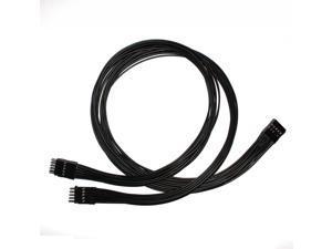 10-Pin USB/AC97/HD-Audio Internal Header Y Splitter Cable (50cm) (CAB038)