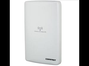 CF- E316N high-power 300M wireless bridge CPE AP outdoor 2.4 G remote transmission WIFI 360 °Outdoor Cb/Ap 11A/N 5Ghz 300M 2T2r 10Dbi Dp Panel (64 MB memory)